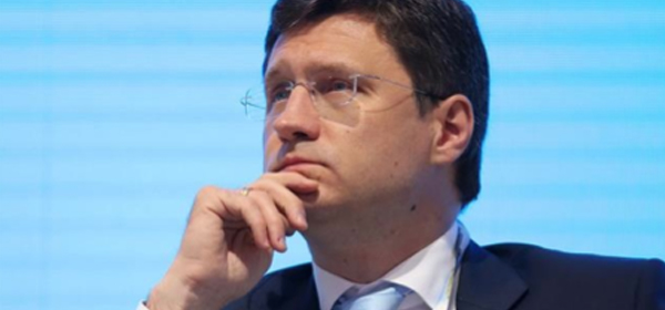 Russia energy minister